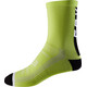 "Fox 8"" Trail Socks Men yellow/black"